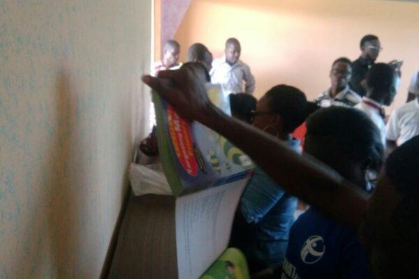 Refurbishing The Gomoa Fetteh Community School Library