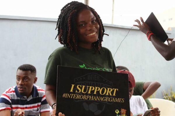 Ahaban Supports Inter-Orphanage Games