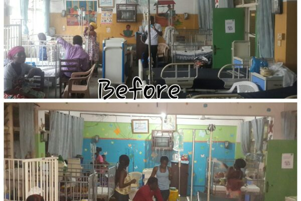 AHABAN at The Marie-Louie Children's Hospital