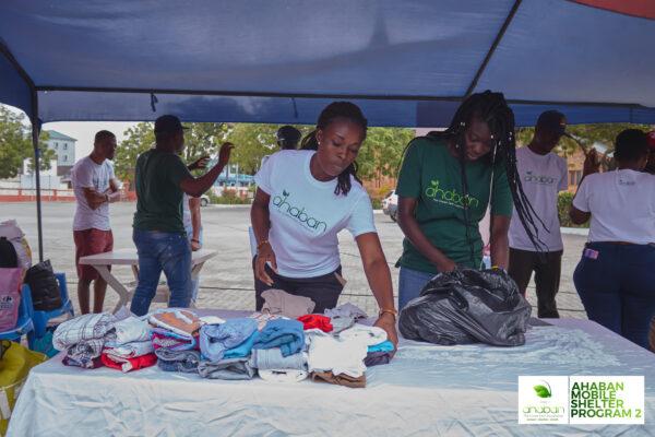 Ahaban Mobile Shelter Program 2