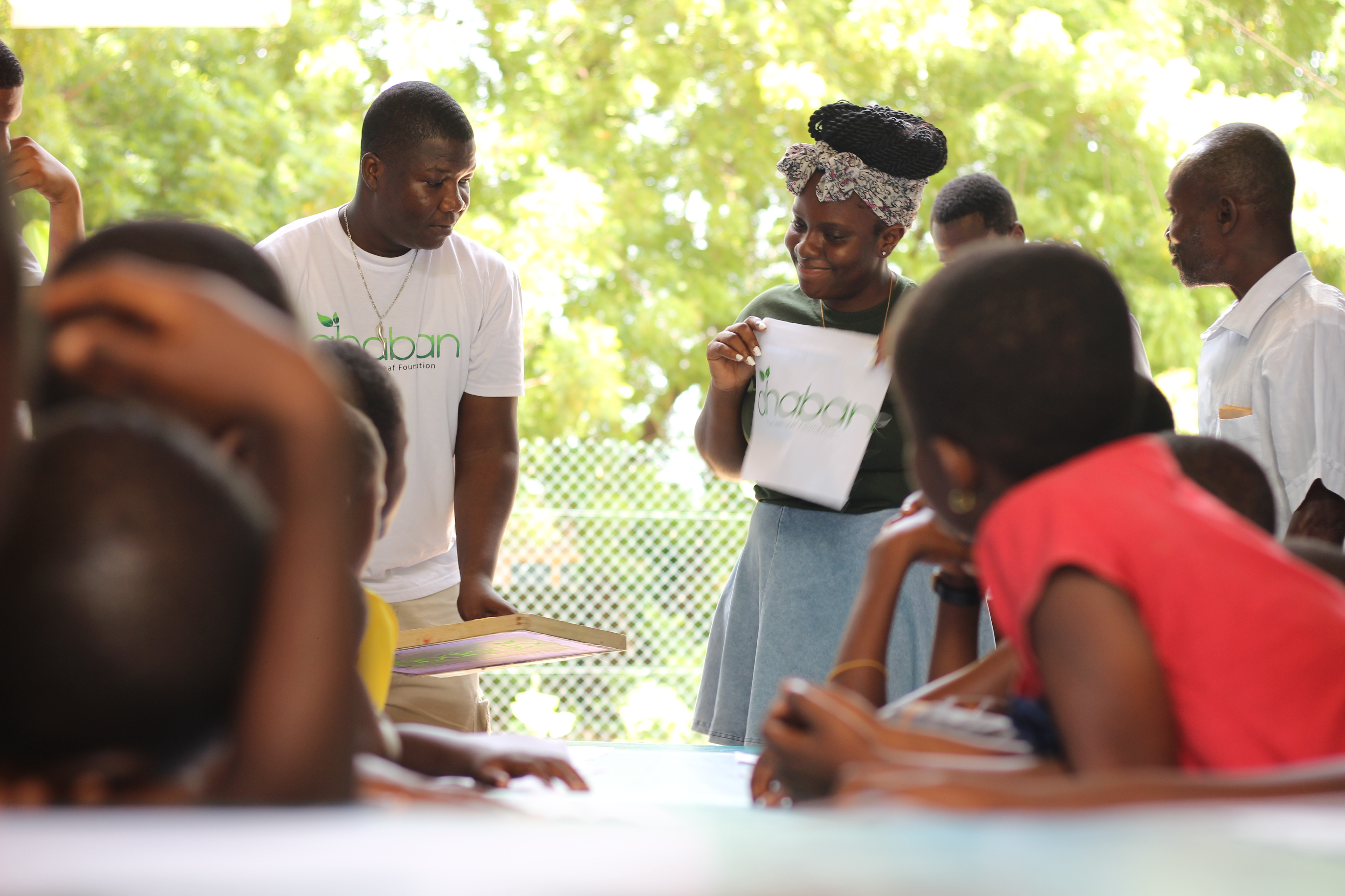 Ahaban Green Camp – 6th Edition