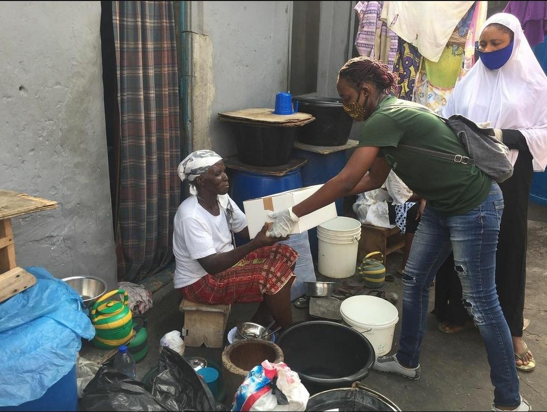 Covid 19 Relief Program ~ Nima Food Essentials Donation